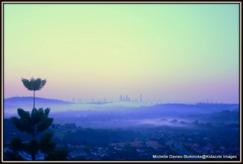 1-Michelle Davies_Foggy Morning on the Gold Coast_Light Aware_2