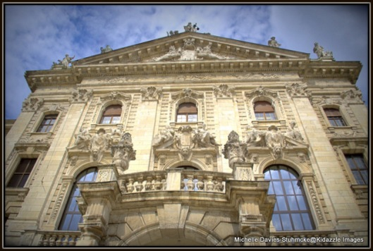 Classical Architecture - Munich City