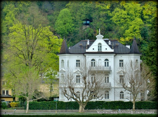 Home beside the Salzach River
