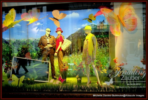 Spring is in the Air- Munich Shopping 2013