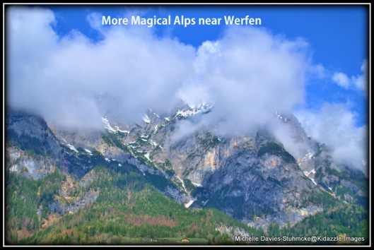The Magical Alps near Werfen