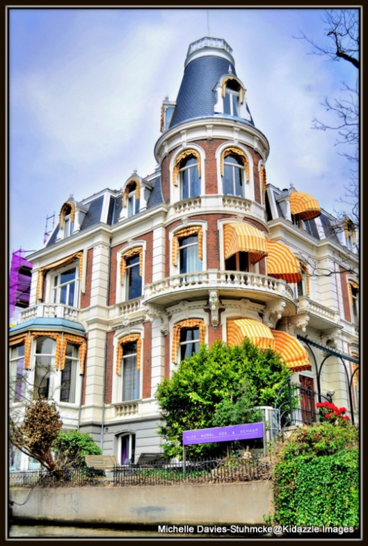 Historic Building in Amsterdam