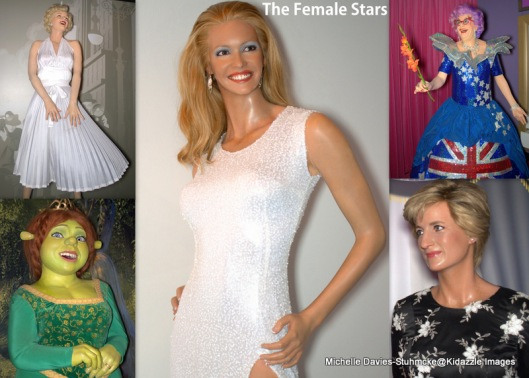 The Female Stars