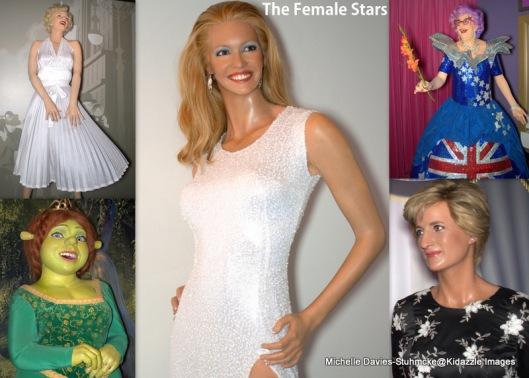 The Female Stars