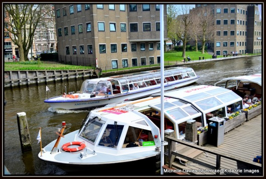 Hop On, Hop Off Canal Boats