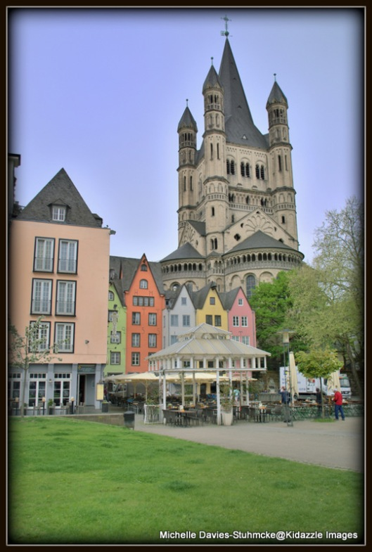 Old Town Centre Cologne