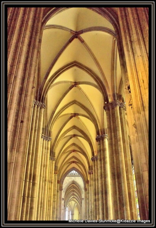 Interior of Cologne Cathedral