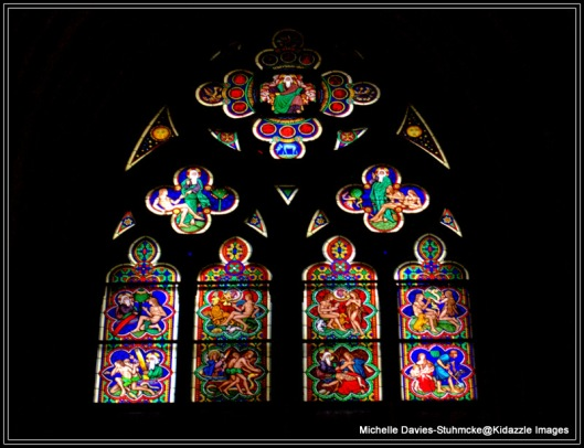 Stained Glass-Cologne Cathedra