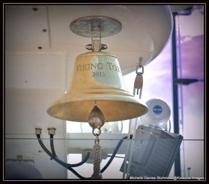 Viking Tor Longship Bell