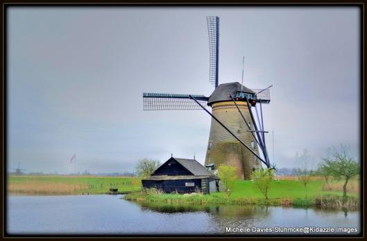 Windmill Kinderdijk