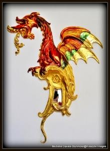 Dragon Artwork- Wurzburg Residence