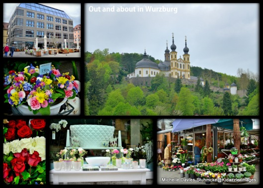 Wurzburg, some time to explore on our own.