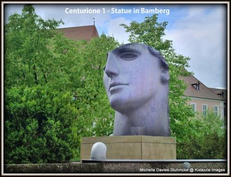 Modern Statue, Bamberg