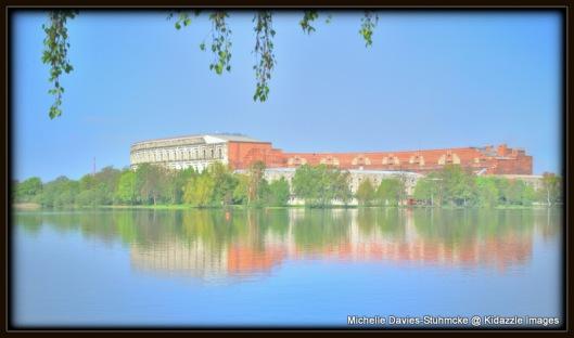 Hitler's Colesseum, Nurenberg, Germany.