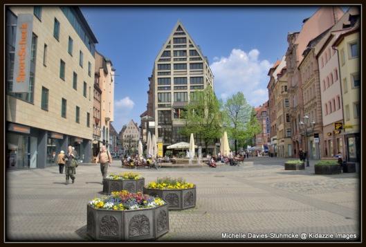 Nuremberg City, Middle Franconia, Germany