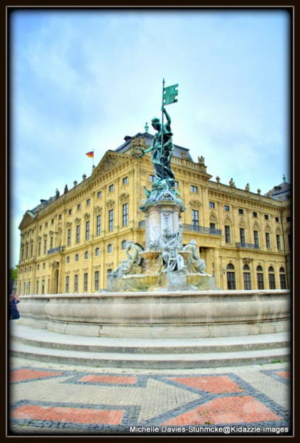 Another photo of Wurzburg Residence, Germany.