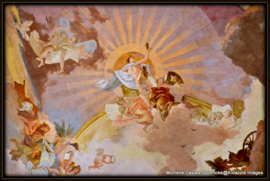 Ceiling Painting - Wurzburg Residence