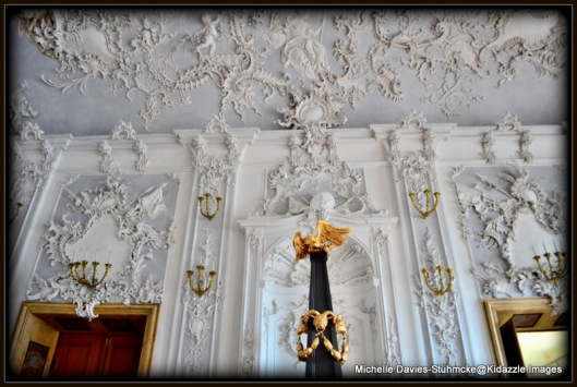 Ornate work, Wurzburg Palace
