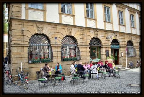 Cafe, Bamberg.