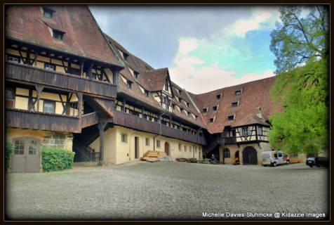 Old Palace, Bamberg.