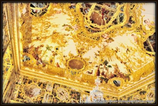 Ornate Ceiling Work, Wurzburg Residence