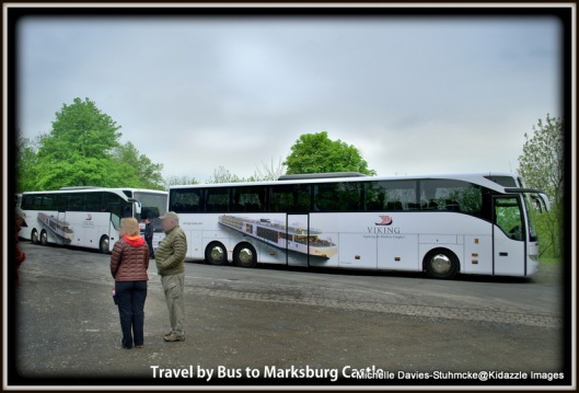 Viking Coaches to take us to Marksberg Castle