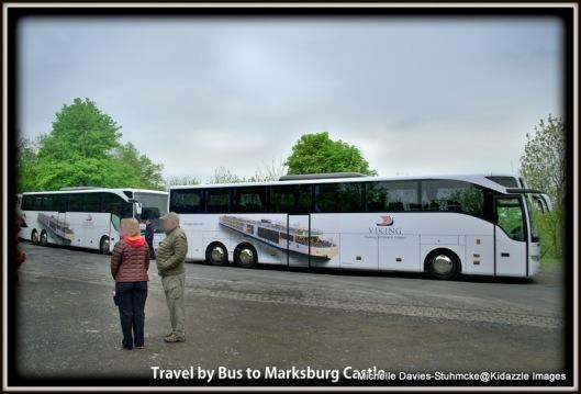 Viking Coaches to take us to Marksberg Castle