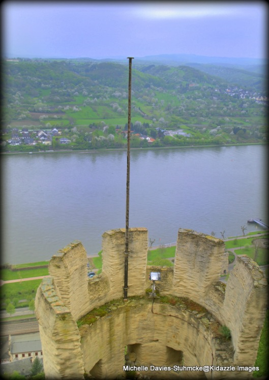 View to the Rhine Germany