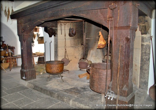 The Kitchen Marksberg Castle