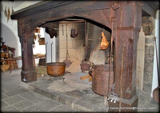 The Kitchen Marksberg Castle