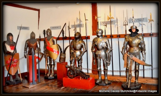 The Armoury Marksberg Castle