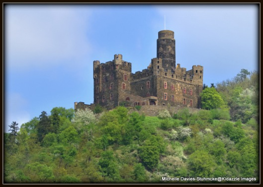 Another castle on the Middle Rhine that was an hotel