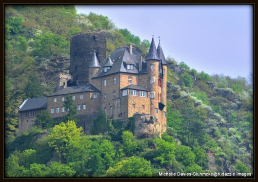 Castle on the Middle Rhine