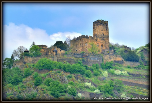 Another Middle Rhine Castle in Germany