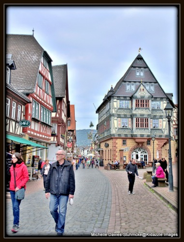 Out and about in Miltenberg Germany