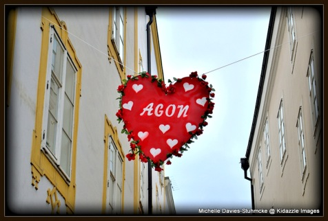 Love heart banner, Passau  Germany 2013 #10