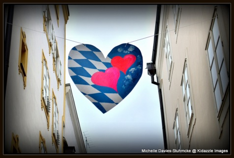 Love heart banner, Passau Germany 2013 #6