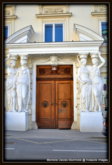 Vienna, Beautiful Imperia Architecture.