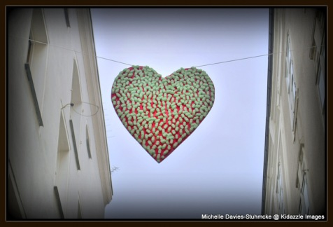 Love heart banner, Passau  Germany 2013 #5