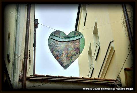 Love heart banner, Passau  Germany 2013 #8