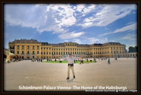 Schonbronn Palace,Vienna