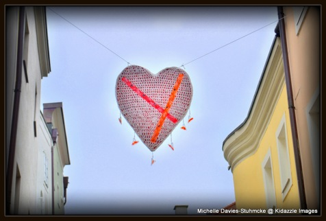 Love heart banner, Passau  Germany 2013 #9