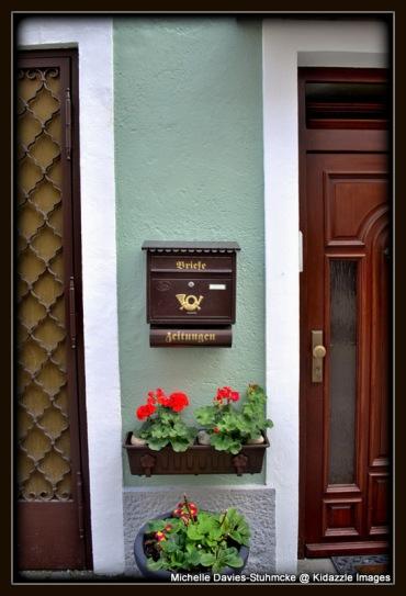 Flower Box, Krems, Austria.