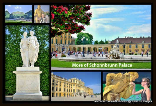 More of Schonbrunn Palace, Vienna