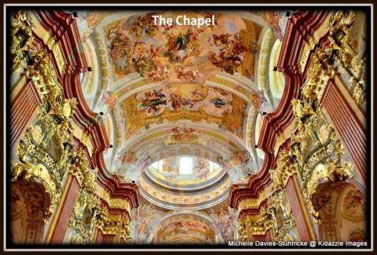 The Chapel, Melk Abbey, Austria