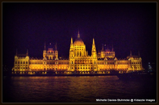 More of Parliment House, Budapest, Hungary.