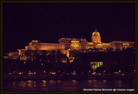 The Castle, Budapest, Hungary.