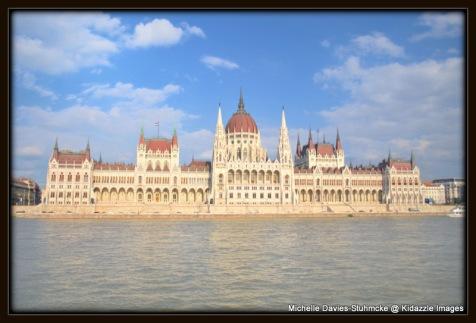Parliament House, Budapest.