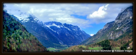 The Austrian Alps